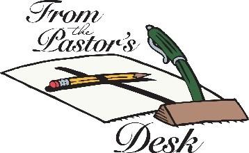 Pastor S November Message Messiah Lutheran Church